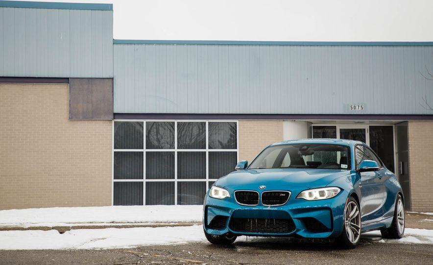 2016 BMW M2 - Slide 80
