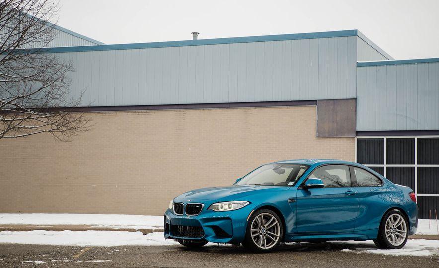 2016 BMW M2 - Slide 81