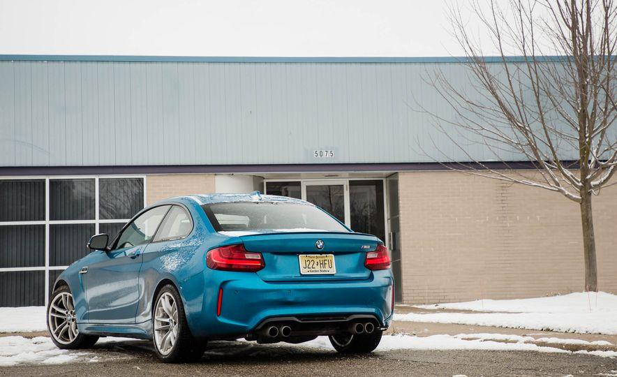 2016 BMW M2 - Slide 83