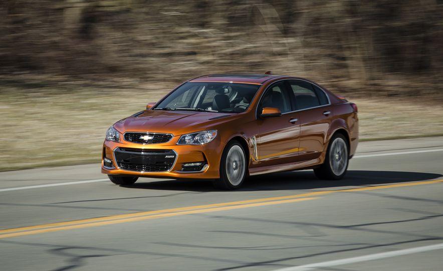 2017 Chevrolet SS - Slide 1