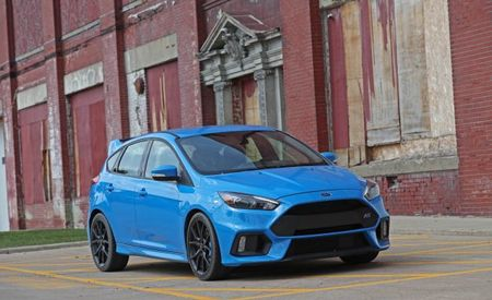 Really Sad: Ford Focus RS Production to End in April