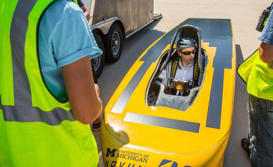 2017 University of Michigan Novum Solar Car - Slide 9