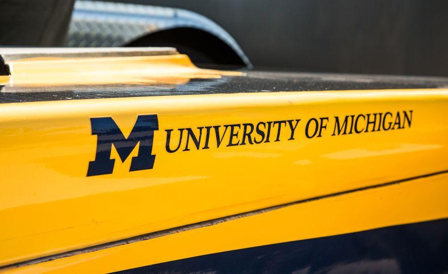 2017 University of Michigan Novum Solar Car - Slide 11