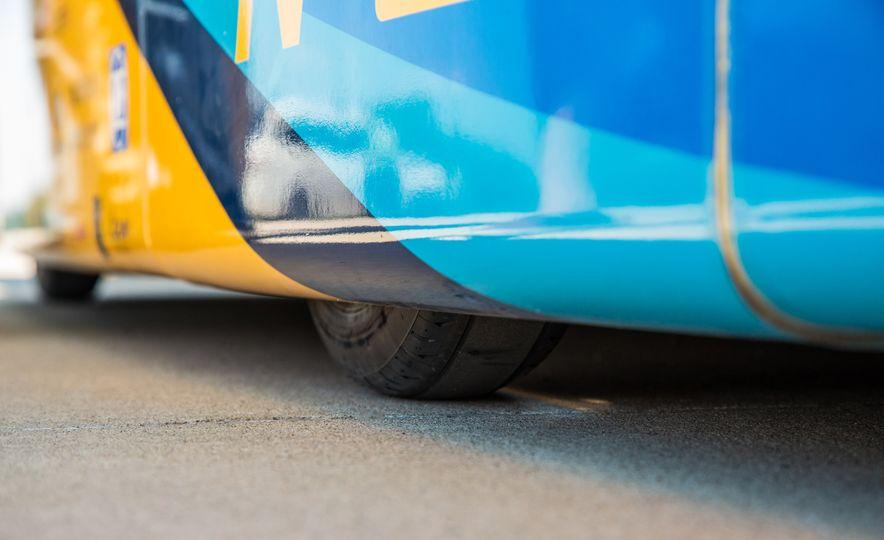 2017 University of Michigan Novum Solar Car - Slide 13