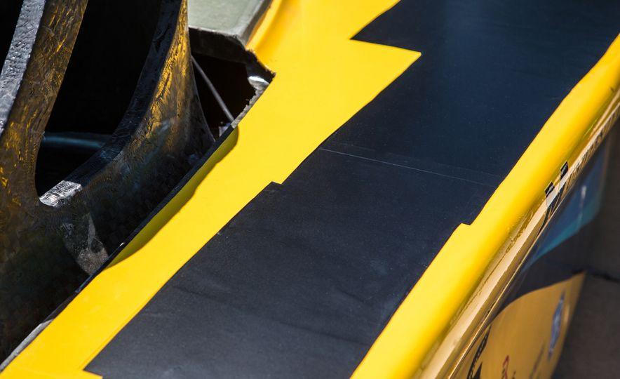 2017 University of Michigan Novum Solar Car - Slide 14