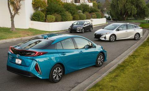 Toyota Prius Prime Foundation For Subaru Phev