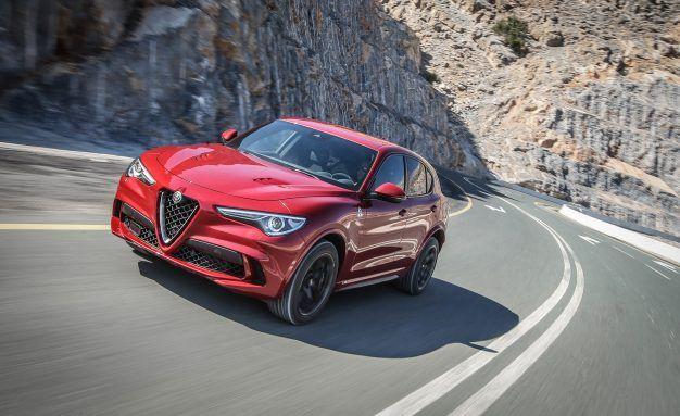 Four-Leaf Figures: Alfa Romeo Announces Pricing for Its Stelvio Quadrifoglio SUV