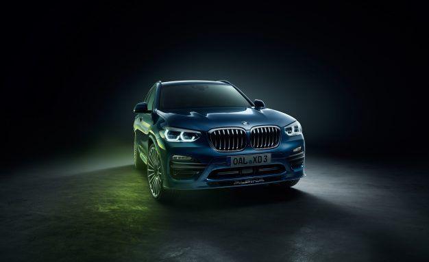 Four Turbos, One BMW X3! Alpina's Latest Is This Insane Diesel XD3