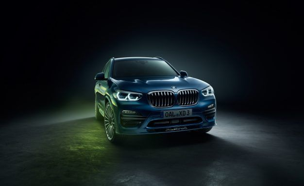 Four Turbos, One BMW X3! Alpina's Latest Is This Insane Diesel XD3