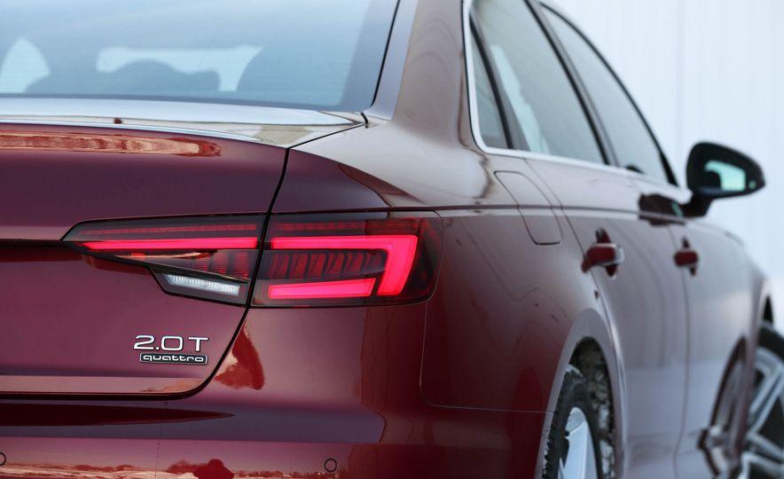 2018 Audi A4 - Slide 21