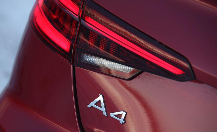2018 Audi A4 - Slide 23