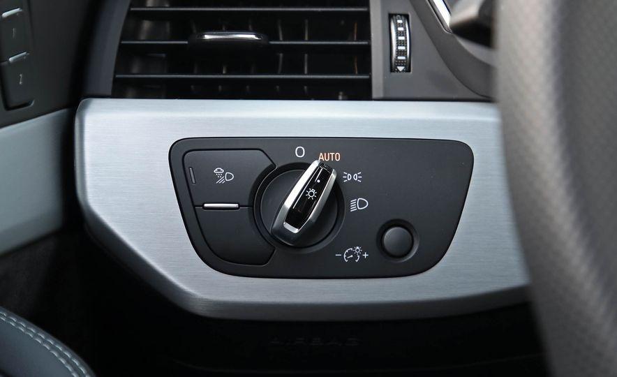 2018 Audi A4 - Slide 35