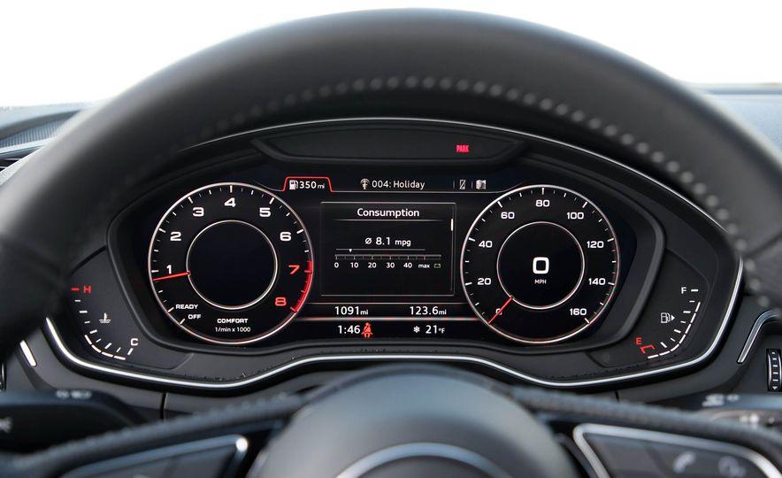 2018 Audi A4 - Slide 36
