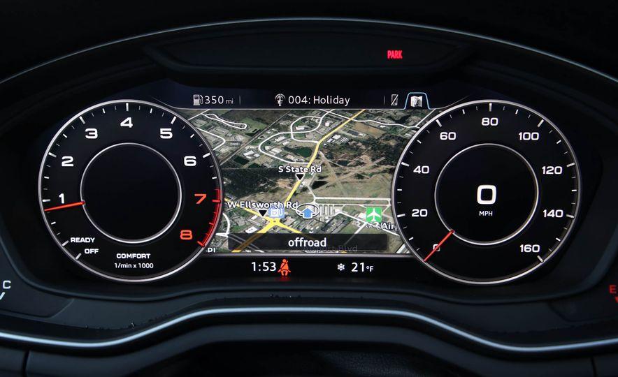 2018 Audi A4 - Slide 37