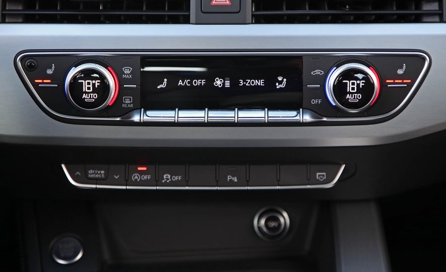 2018 Audi A4 - Slide 40