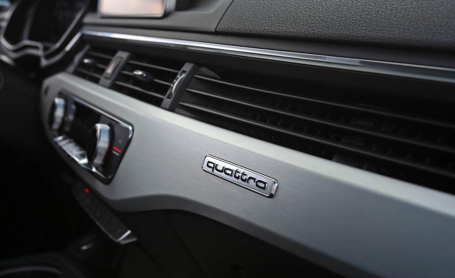 2018 Audi A4 - Slide 53