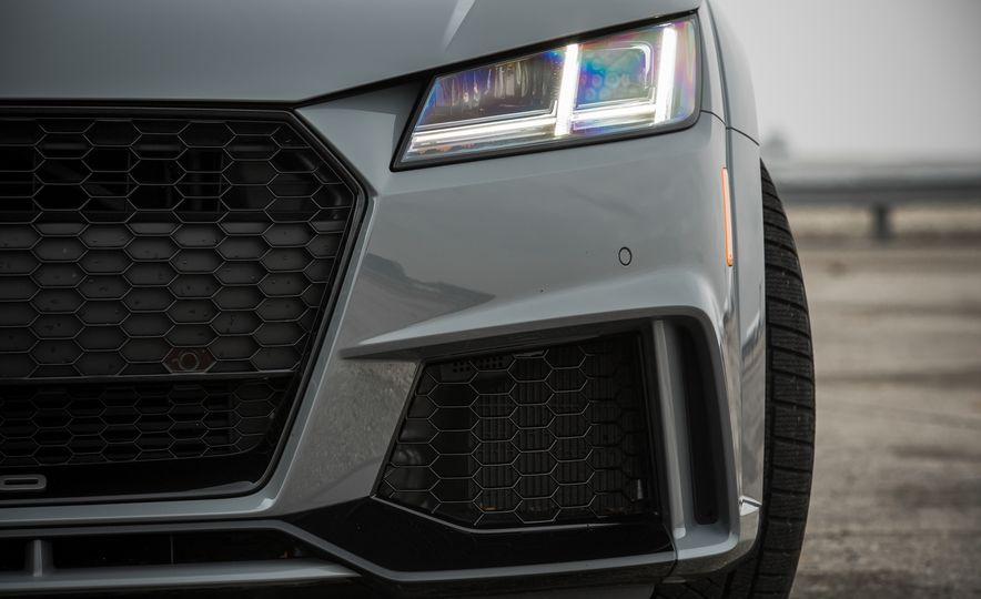 2018 Audi TT RS - Slide 20