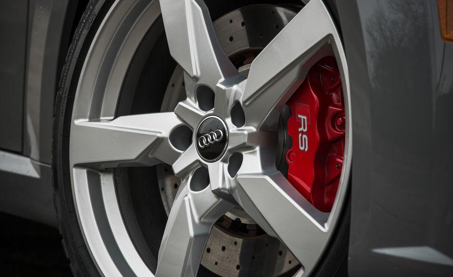 2018 Audi TT RS - Slide 24