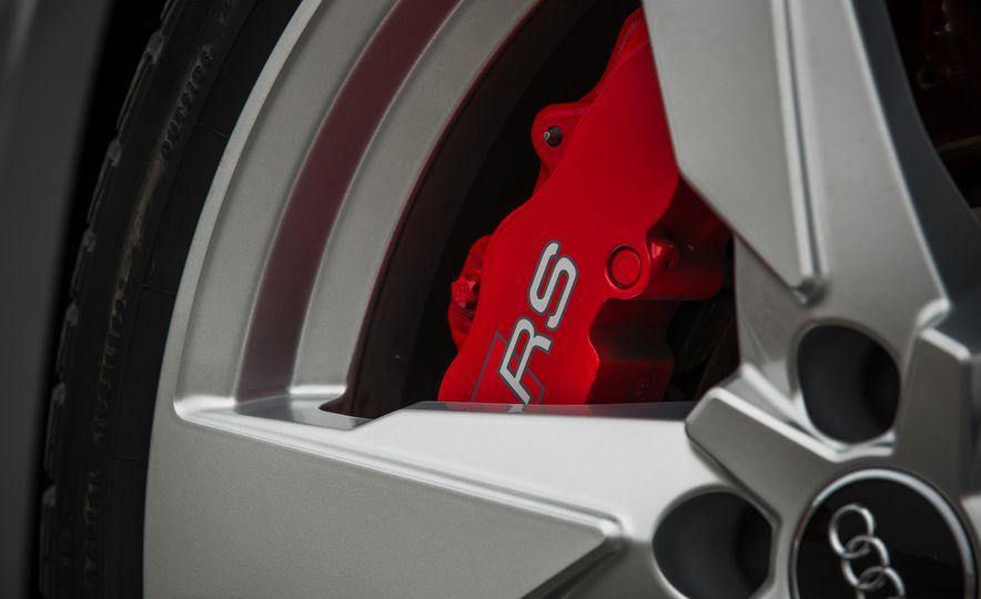 2018 Audi TT RS - Slide 25