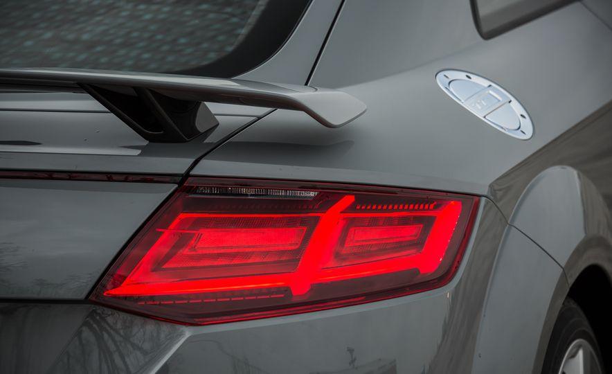2018 Audi TT RS - Slide 29