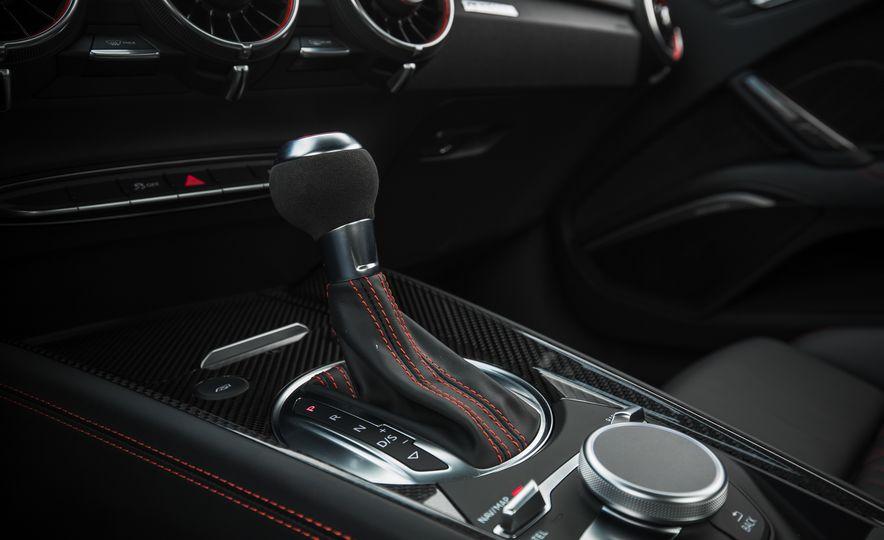 2018 Audi TT RS - Slide 48