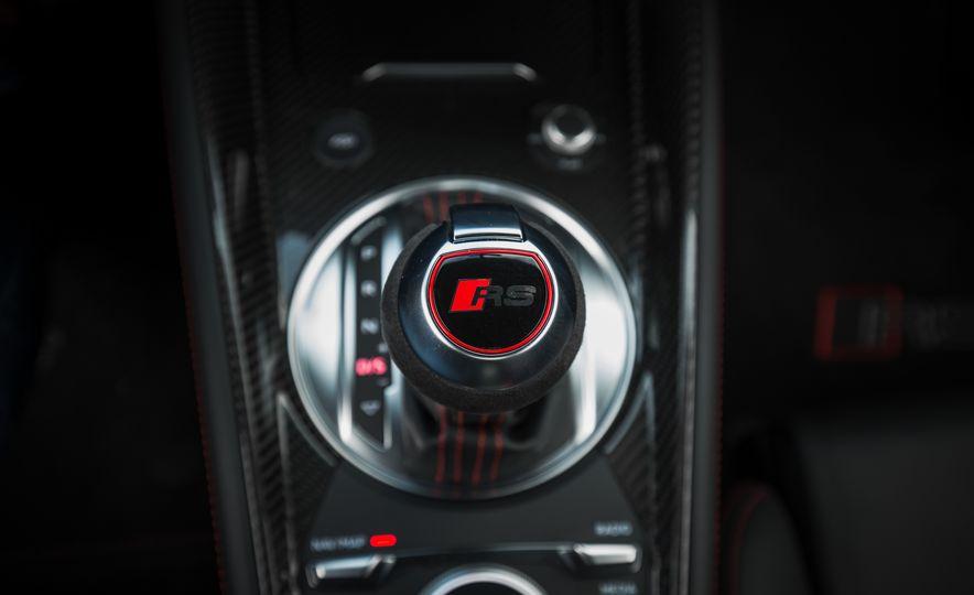 2018 Audi TT RS - Slide 49