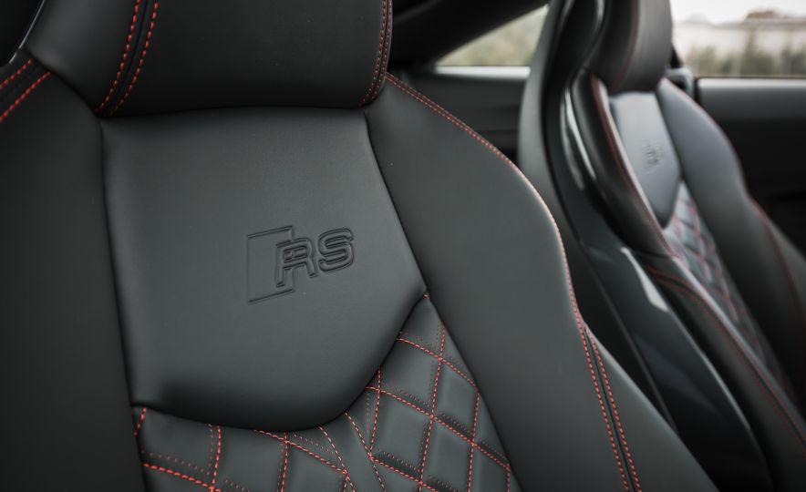 2018 Audi TT RS - Slide 54