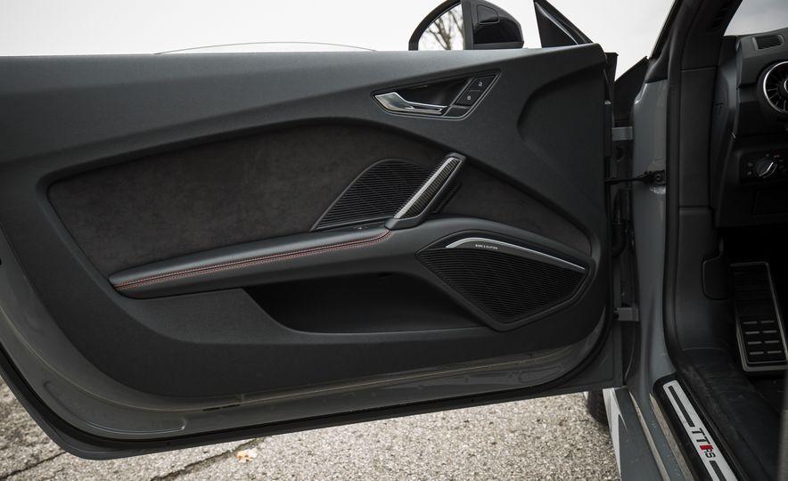 2018 Audi TT RS - Slide 56