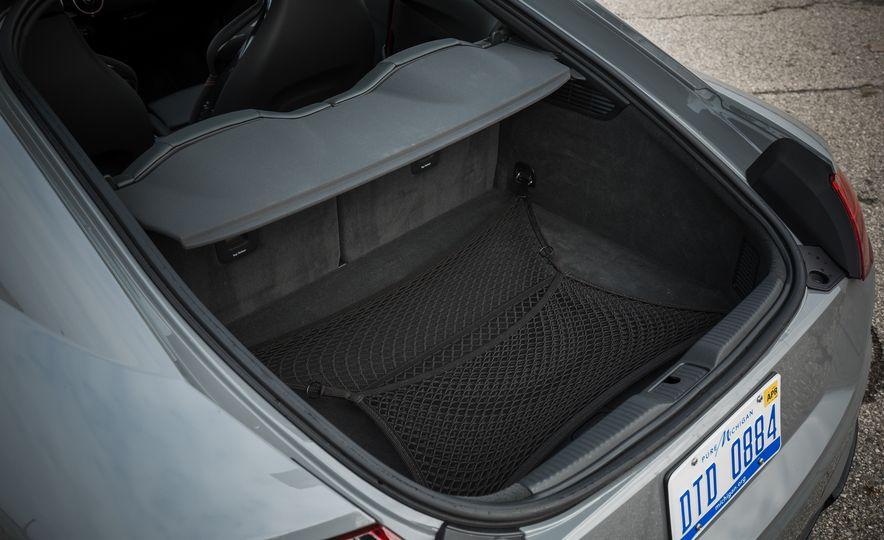 2018 Audi TT RS - Slide 58