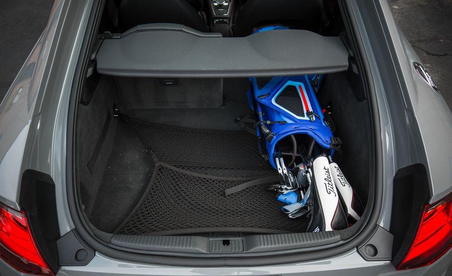 2018 Audi TT RS - Slide 60