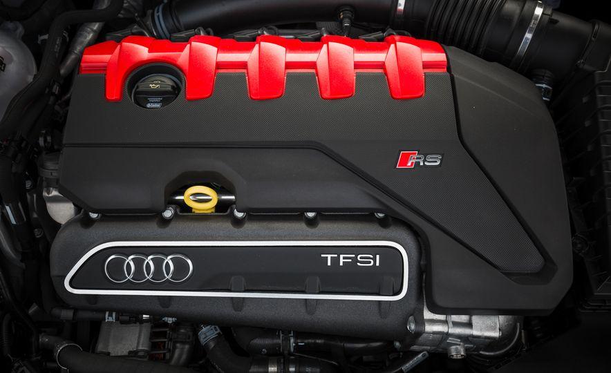2018 Audi TT RS - Slide 65