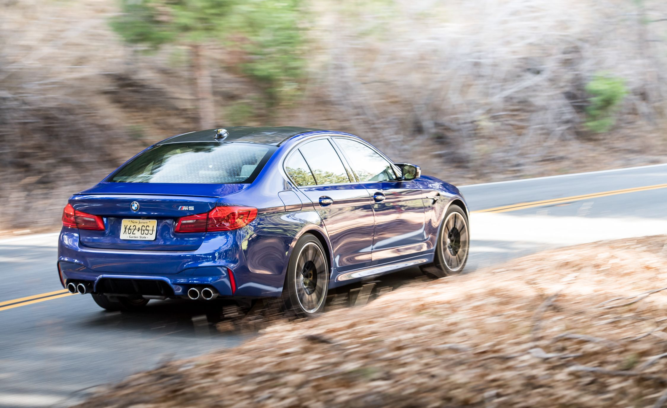 2019 Bmw M5 Reviews Bmw M5 Price Photos And Specs Car And Driver