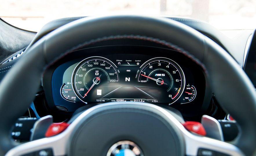 2018 BMW M5 - Slide 8
