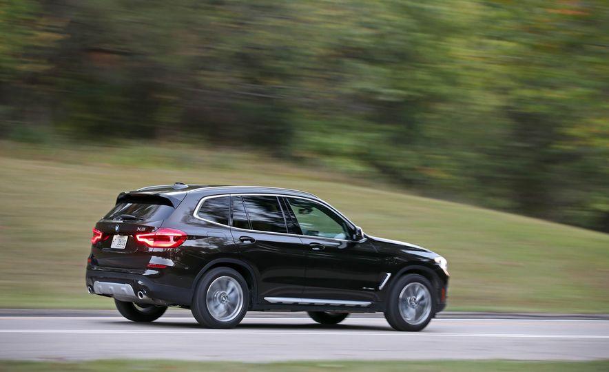 2018 BMW X3 30i xDrive - Slide 5