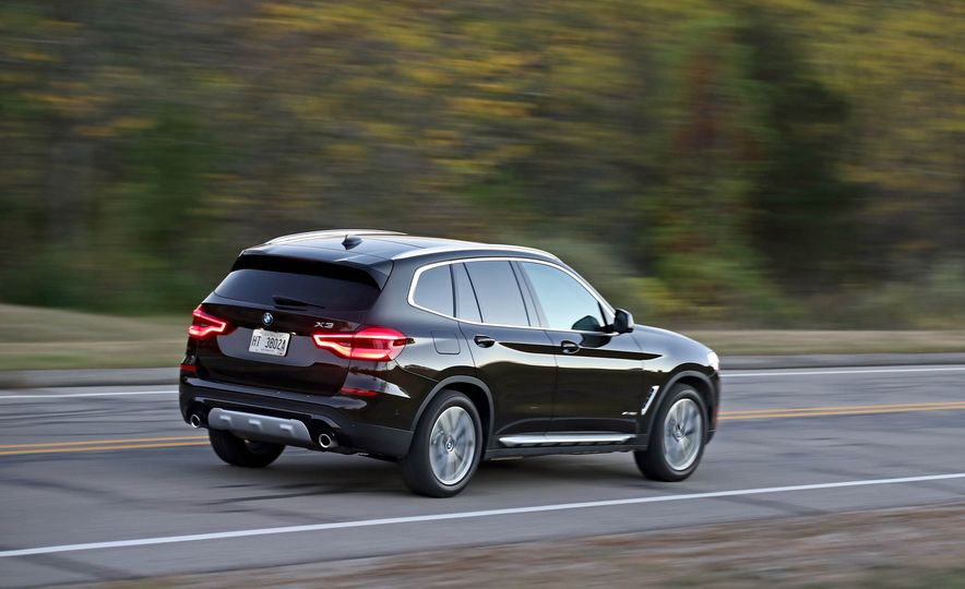 2018 BMW X3 30i xDrive - Slide 6