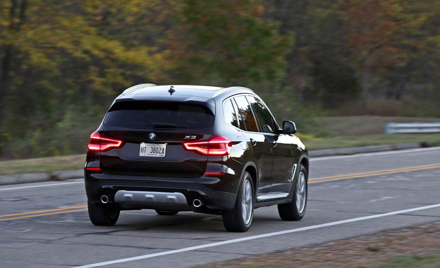 2018 BMW X3 30i xDrive - Slide 7