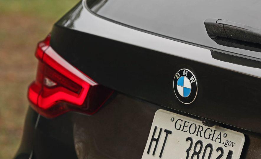 2018 BMW X3 30i xDrive - Slide 31