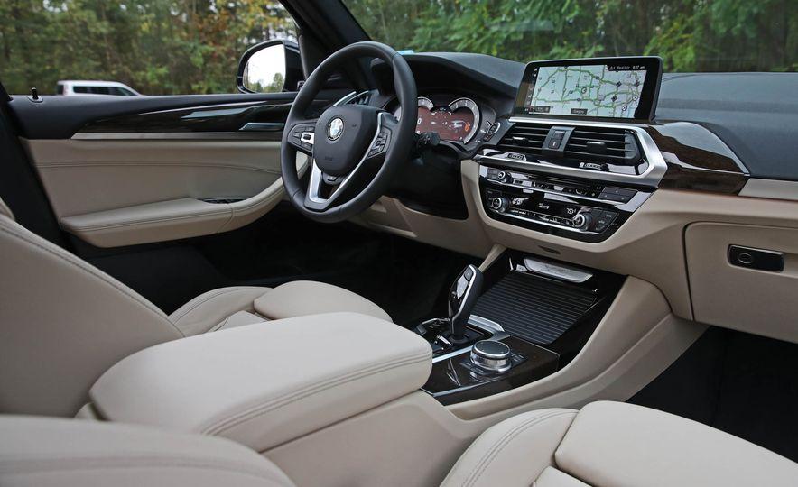 2018 BMW X3 30i xDrive - Slide 38