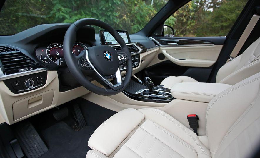 2018 BMW X3 30i xDrive - Slide 40
