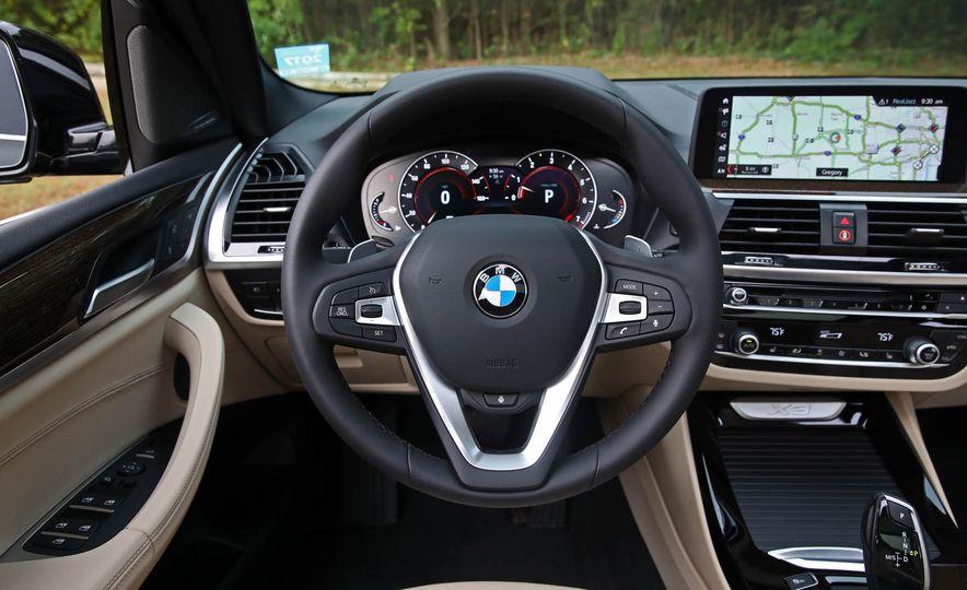 2018 BMW X3 30i xDrive - Slide 41