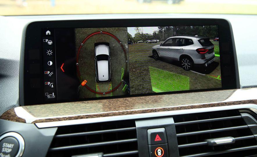 2018 BMW X3 30i xDrive - Slide 48