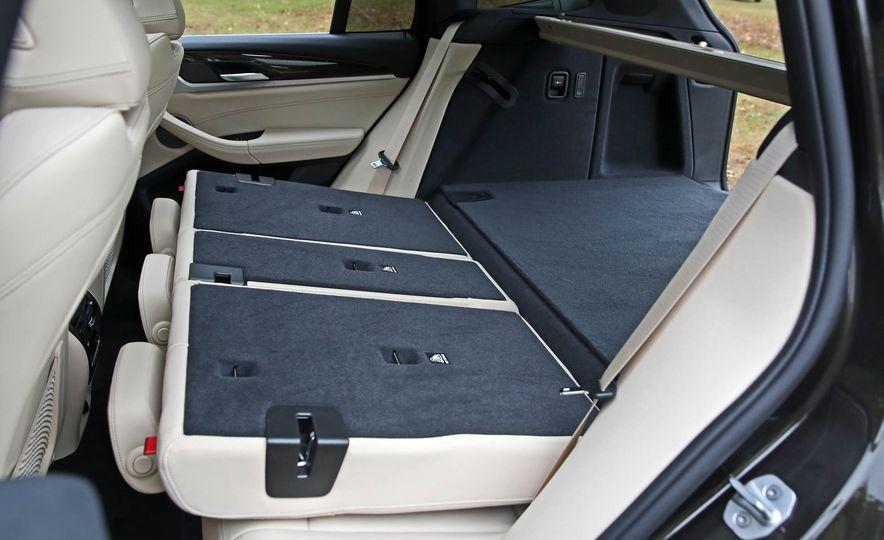 2018 BMW X3 30i xDrive - Slide 70