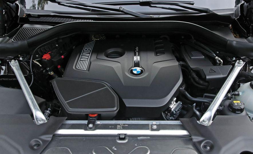 2018 BMW X3 30i xDrive - Slide 77