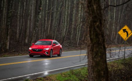2018 Buick Regal GS – First Drive Review