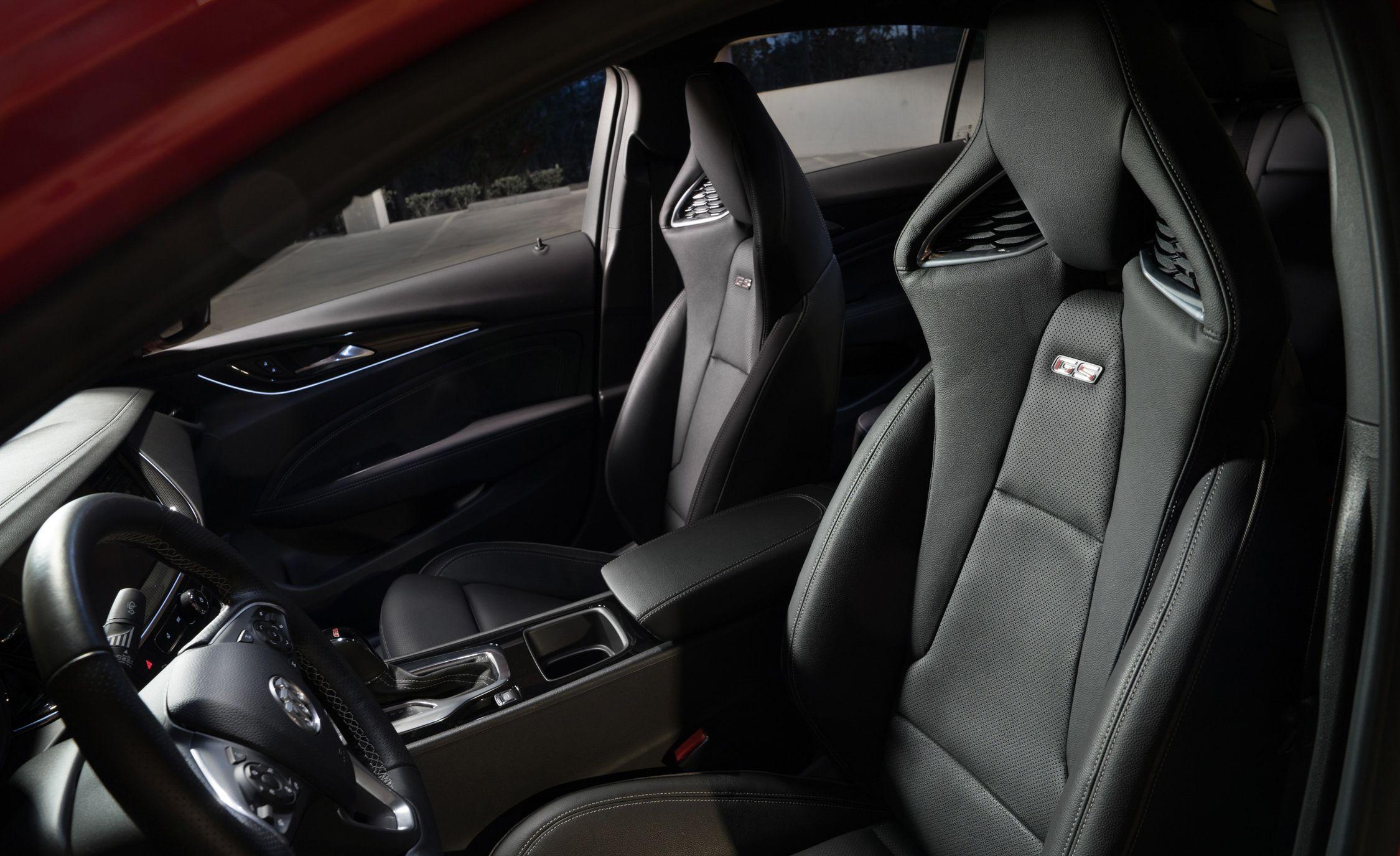 2019 Buick Regal Gs Reviews Price Photos And Specs Car Driver