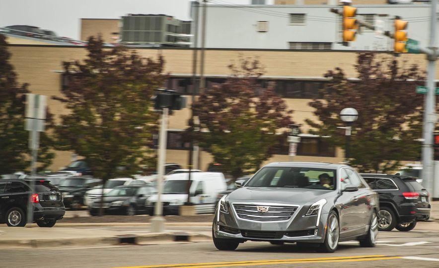 2018 Cadillac CT6 - Slide 4