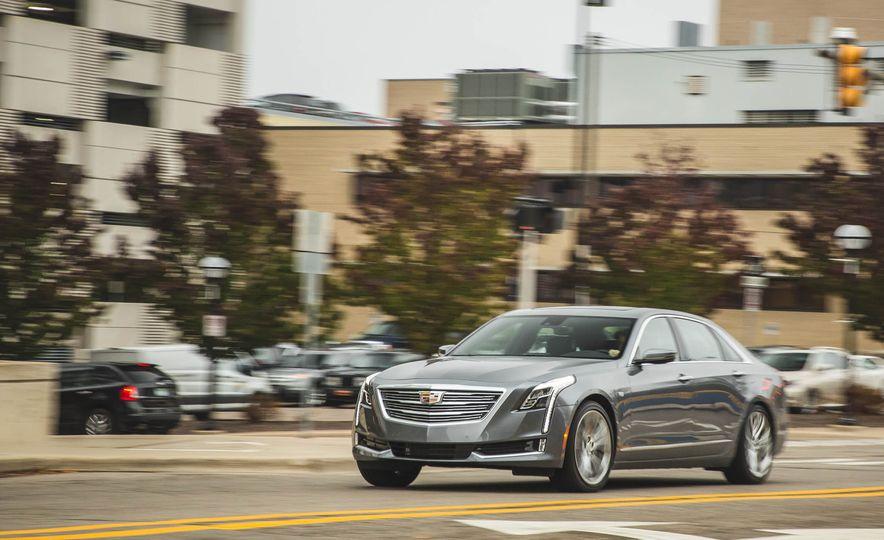 2018 Cadillac CT6 - Slide 5