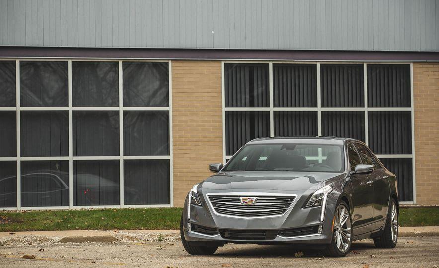 2018 Cadillac CT6 - Slide 11