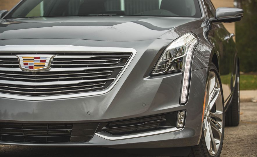2018 Cadillac CT6 - Slide 18