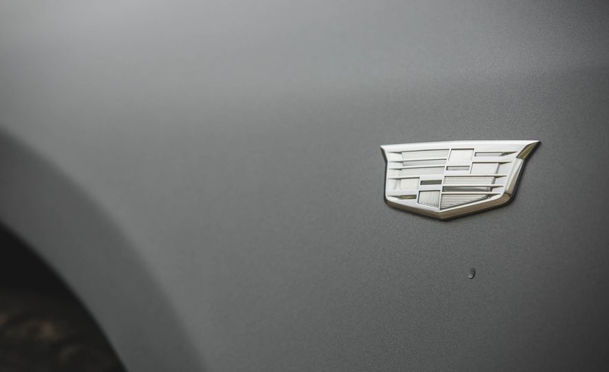 2018 Cadillac CT6 - Slide 23